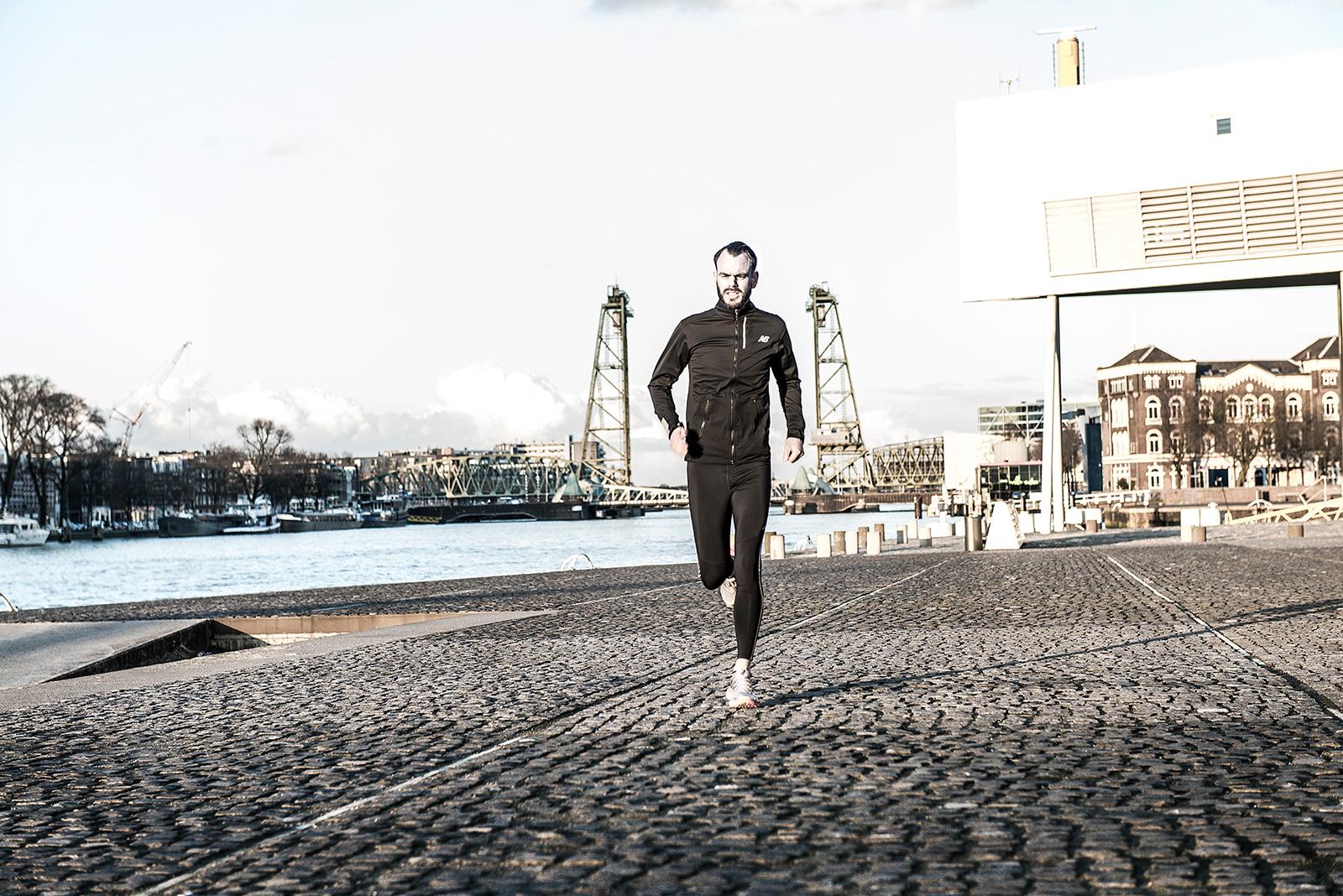 Niels Wiese marathon tips